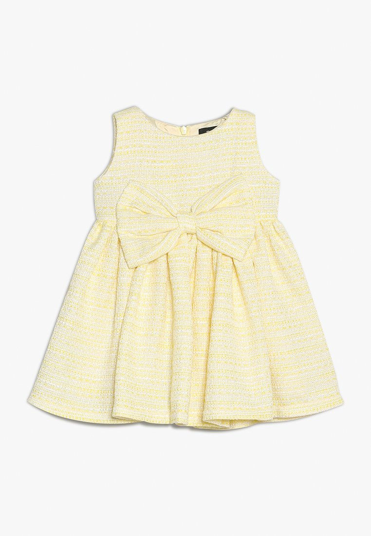 Bardot Junior - BOWIE DRESS BABY - Cocktail dress / Party dress - pastel yellow