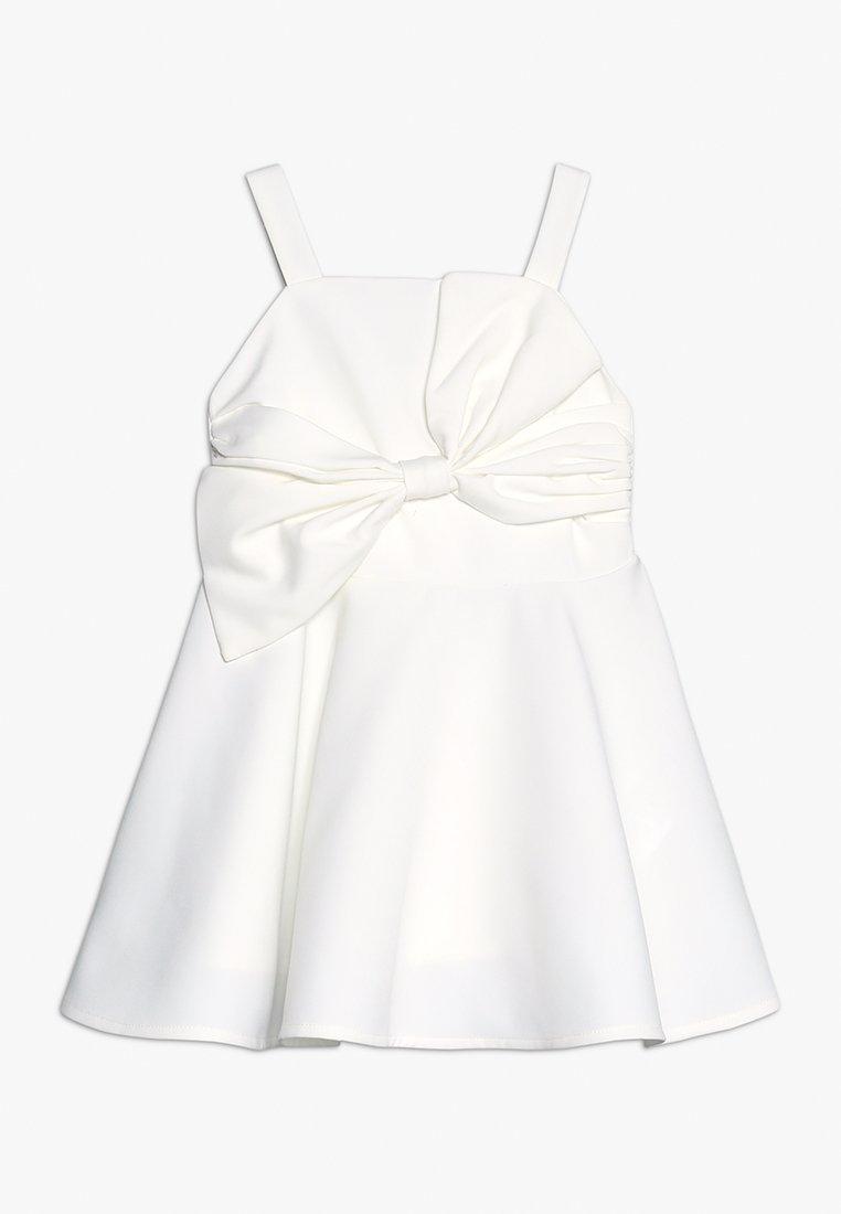 Bardot Junior - SYBIL BOW DRESS BABY - Cocktailkleid/festliches Kleid - ivory