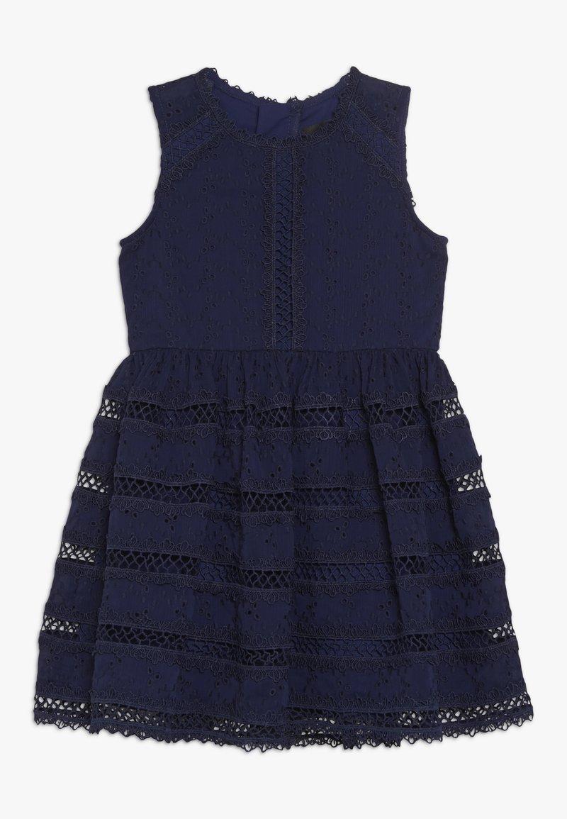 Bardot Junior - PRIM DRESS - Robe de soirée - navy