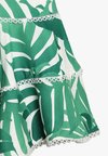 Bardot Junior - KEIRA PALM DRESS - Vestido de cóctel - white