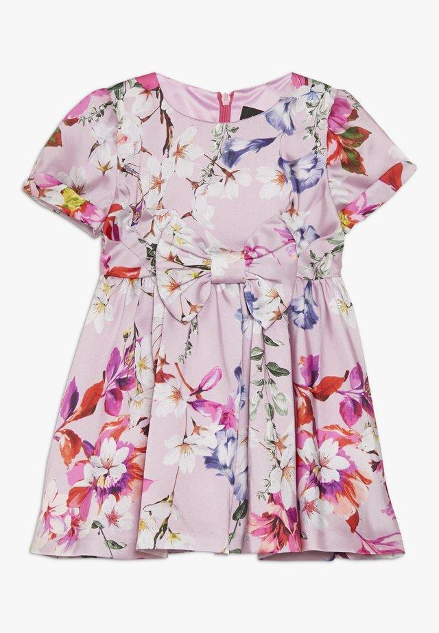 CINDY BOW DRESS - Vestito elegante - multicolor