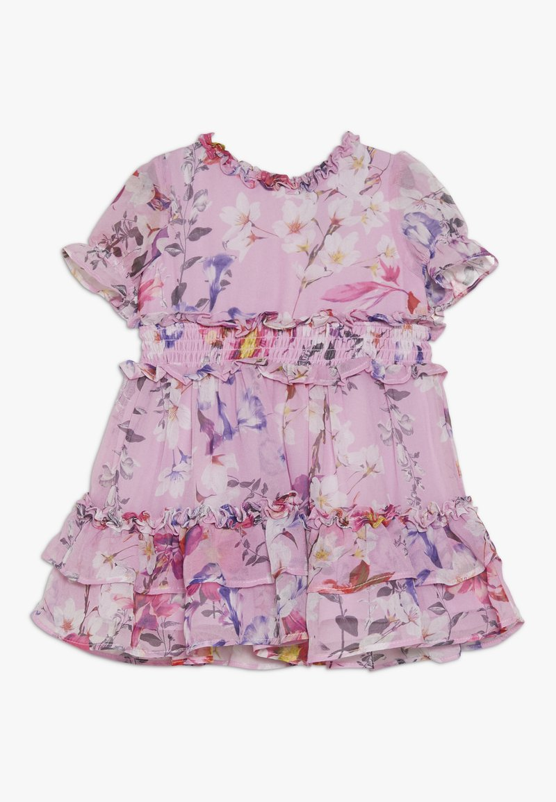 Bardot Junior - LOU RUFFLE DRESS - Juhlamekko - multicolor