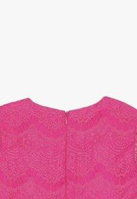 Bardot Junior - GERTRUDE DRESS - Cocktail dress / Party dress - pink - 2