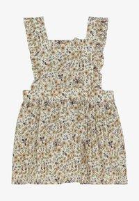 Bardot Junior - JOANNIE RUFFLE PINNY - Denní šaty - winter ditsy - 2