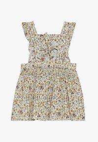Bardot Junior - JOANNIE RUFFLE PINNY - Denní šaty - winter ditsy - 1