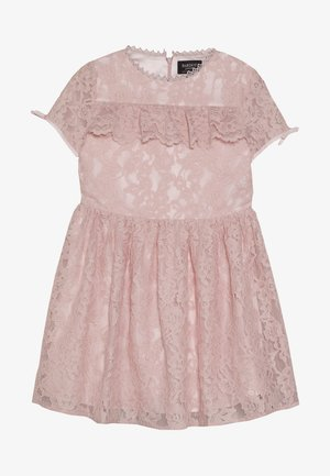 MILLY DRESS - Cocktailjurk - blush