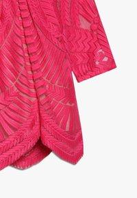 Bardot Junior - EMBROIDED DRESS - Cocktailkleid/festliches Kleid - paradise pink - 2