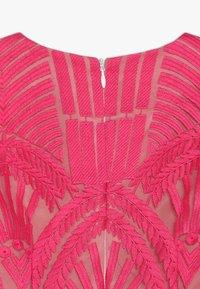 Bardot Junior - EMBROIDED DRESS - Cocktailkleid/festliches Kleid - paradise pink - 3