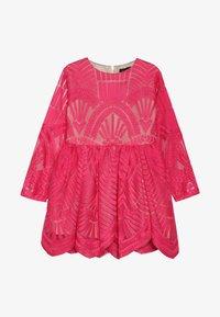 Bardot Junior - EMBROIDED DRESS - Cocktailkleid/festliches Kleid - paradise pink - 4