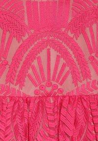 Bardot Junior - EMBROIDED DRESS - Cocktailkleid/festliches Kleid - paradise pink - 5