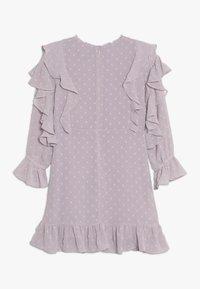Bardot Junior - ABBIE RUFFLE DRESS - Cocktailkleid/festliches Kleid - lilac - 1