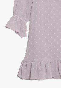 Bardot Junior - ABBIE RUFFLE DRESS - Cocktailkleid/festliches Kleid - lilac - 2