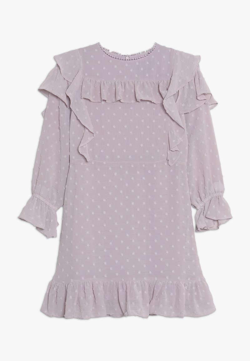 Bardot Junior - ABBIE RUFFLE DRESS - Cocktailkleid/festliches Kleid - lilac