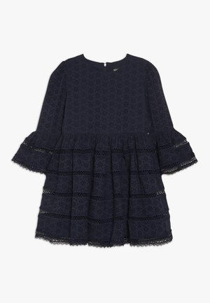 SELMA TRIM DRESS - Robe de soirée - navy