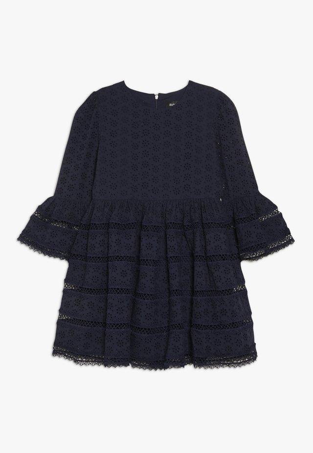 SELMA TRIM DRESS - Cocktail dress / Party dress - navy