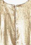 Bardot Junior - SEQUIN DRESS - Cocktailklänning - gold