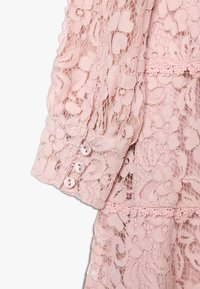 Bardot Junior - ARIA LACE DRESS - Cocktail dress / Party dress - blush - 3