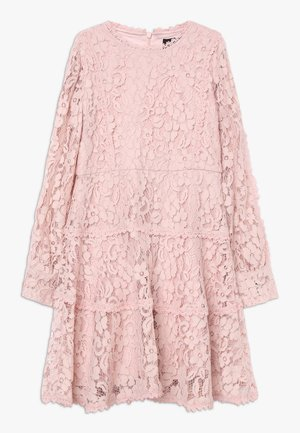 ARIA LACE DRESS - Robe de soirée - blush