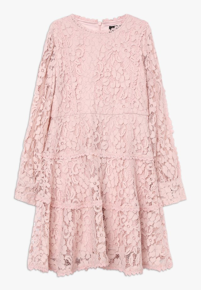 ARIA LACE DRESS - Vestito elegante - blush