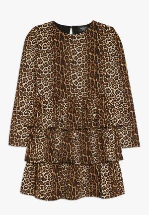 KEIRA DRESS - Vardagsklänning - brown