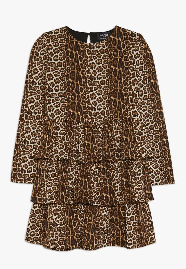 KEIRA DRESS - Vestito estivo - brown