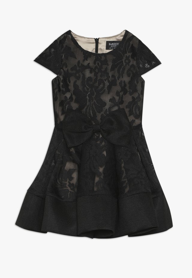 LOLA STARLET DRESS - Vestito elegante - black