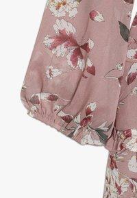 Bardot Junior - FLORAL FRILL DRESS - Korte jurk - rose - 2