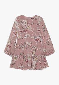 Bardot Junior - FLORAL FRILL DRESS - Korte jurk - rose - 0
