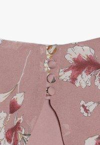 Bardot Junior - FLORAL FRILL DRESS - Korte jurk - rose - 4