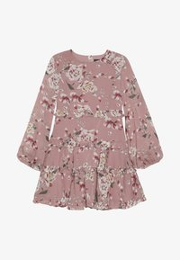 Bardot Junior - FLORAL FRILL DRESS - Korte jurk - rose - 3