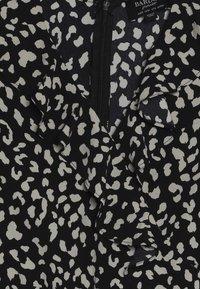 Bardot Junior - CASSIDY WRAP DRESS - Denní šaty - black - 4