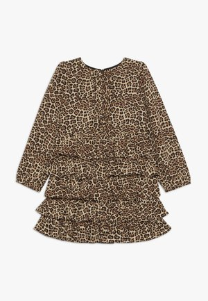 TIA RARA DRESS - Vardagsklänning - brown