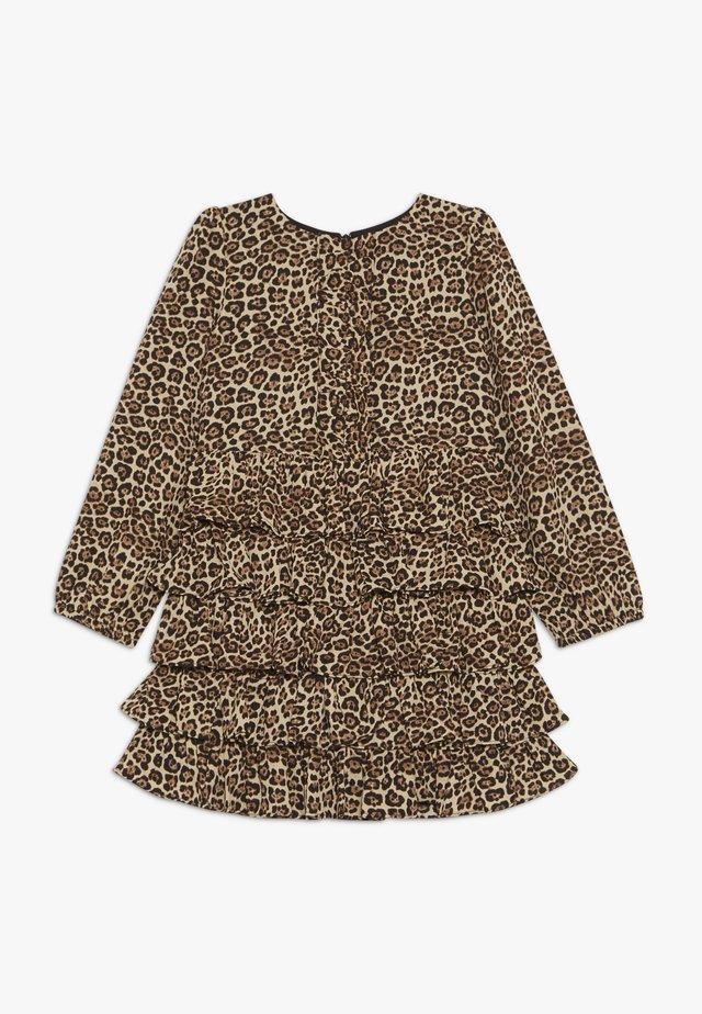 TIA RARA DRESS - Korte jurk - brown