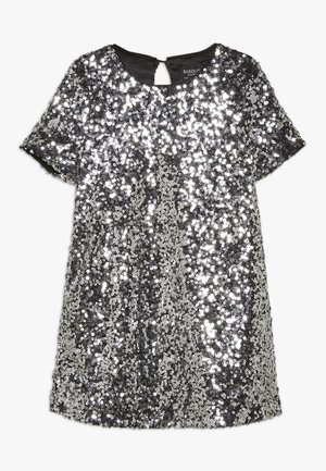MILEY SHIFT - Cocktail dress / Party dress - silver