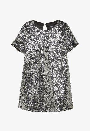 MILEY SHIFT - Koktejlové šaty/ šaty na párty - silver