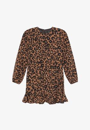 ADA - Vestido de cóctel - leopard