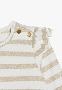Bardot Junior - DRESS - Jerseyjurk - gold - 3