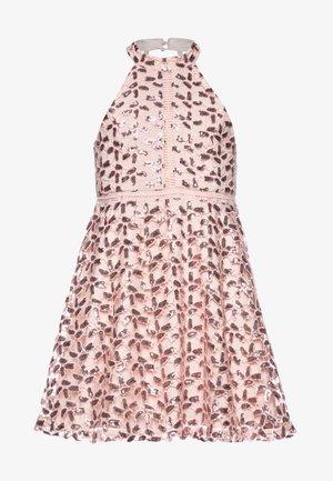 GEMMA HALTER DRESS - Robe de soirée - potpourri