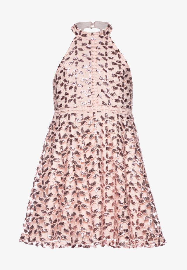 GEMMA HALTER DRESS - Cocktailklänning - potpourri