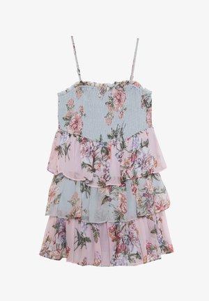 MINKA DRESS - Denní šaty - blue