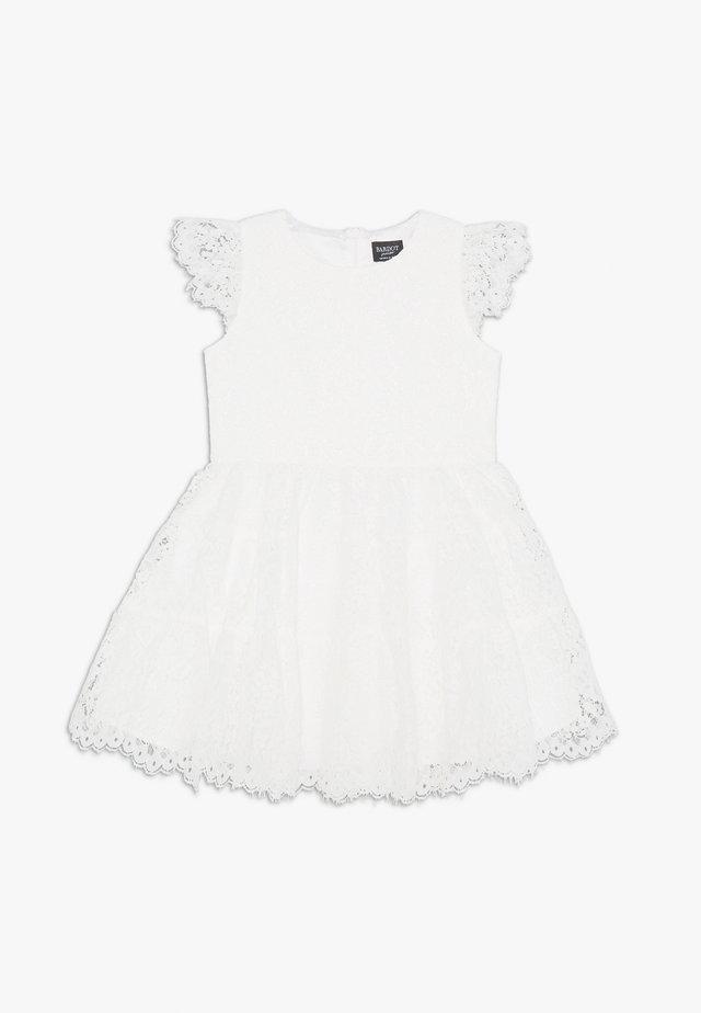 TIERED SINNA - Cocktail dress / Party dress - ivory
