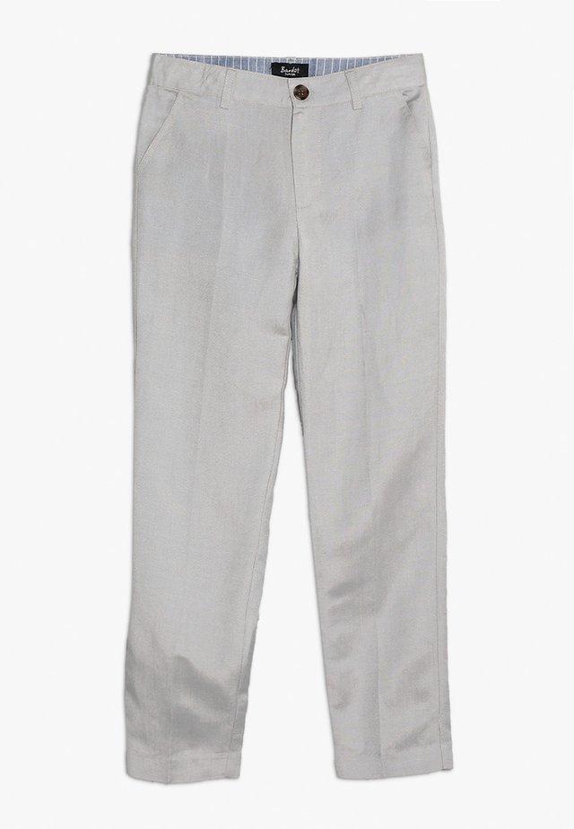 MILES PANT - Stoffhose - grey
