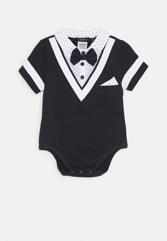 VARSITY SPOT GROW - Sleep suit - navy