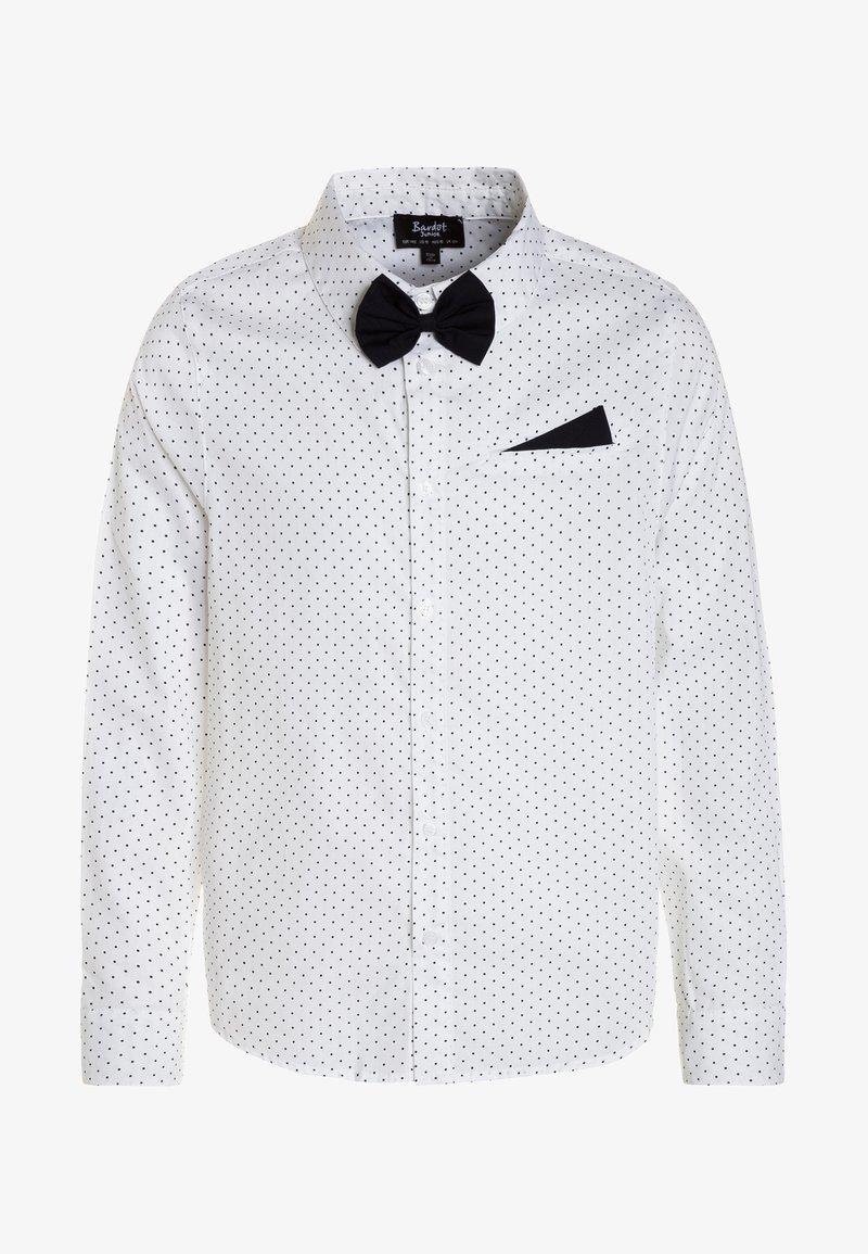Bardot Junior - DOBBY SPOT - Overhemd - white