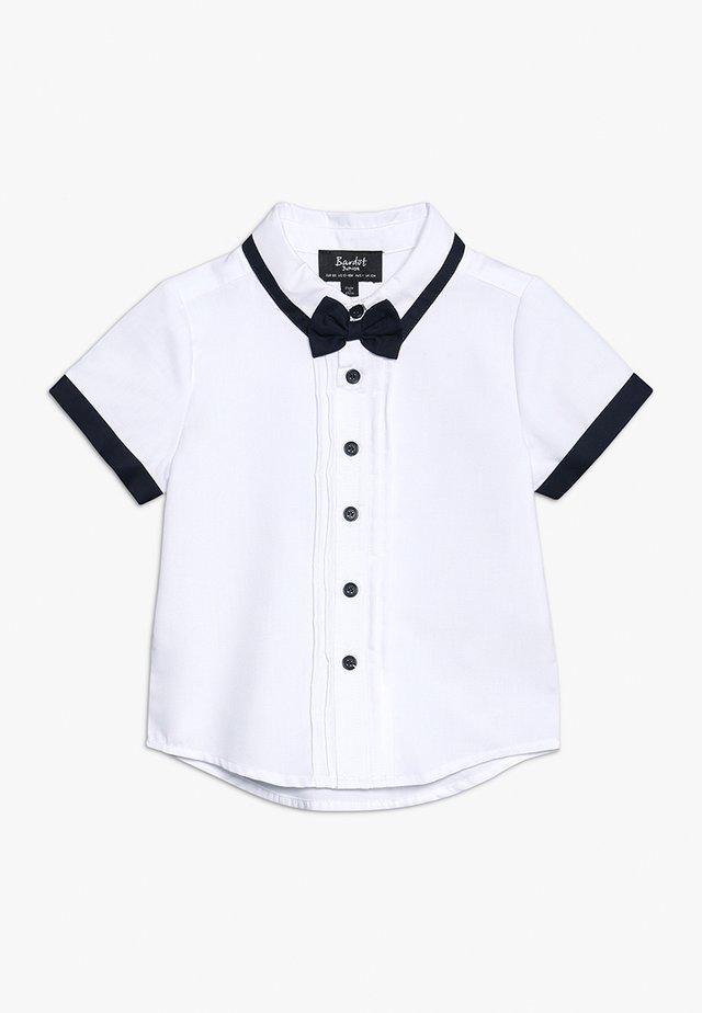 TOMMY TUX SHIRT BABY - Hemd - white