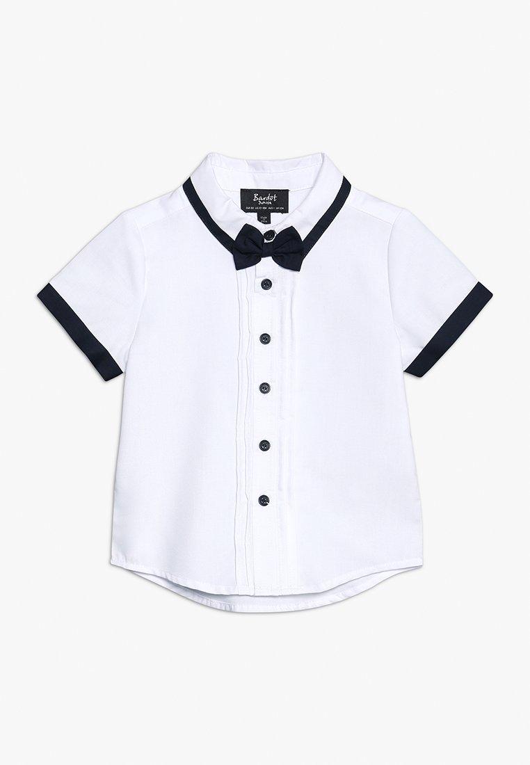 Bardot Junior - TOMMY TUX SHIRT BABY - Skjorta - white