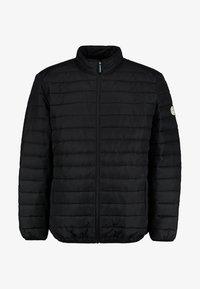 BAD RHINO - PADDED PANEL - Light jacket - black - 5