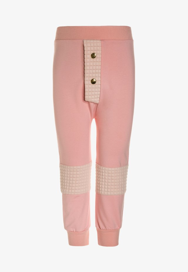 HERO PANTS - Trousers - light pink