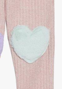 WAUW CAPOW by Bangbang Copenhagen - SWEET KNEES - Leggings - Trousers - pink - 3