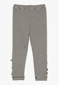 WAUW CAPOW by Bangbang Copenhagen - WAYNE - Leggings - black/white - 1